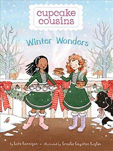 Cupcake Cousins, Book 3 Winter Wonders (Cupcake Cousins, Book 3)