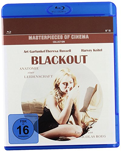 Black Out - Anatomie einer Leidenschaft - Masterpieces of Cinema Collection [Blu-ray]
