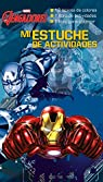 Los Vengadores. Mi estuche de actividades par Marvel