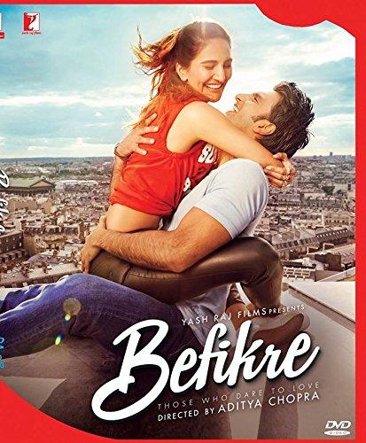 BEFIKRE Film ~ Bollywood 2 DVD Pack ~ Hindi mit englischem Untertitel ~ Ranvir Singh ~ Aditya Chopra ~ India ~ 2016 Picture