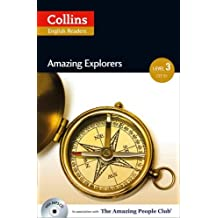 Amazing Explorers: B1 (Collins ELT Readers. Level 3)