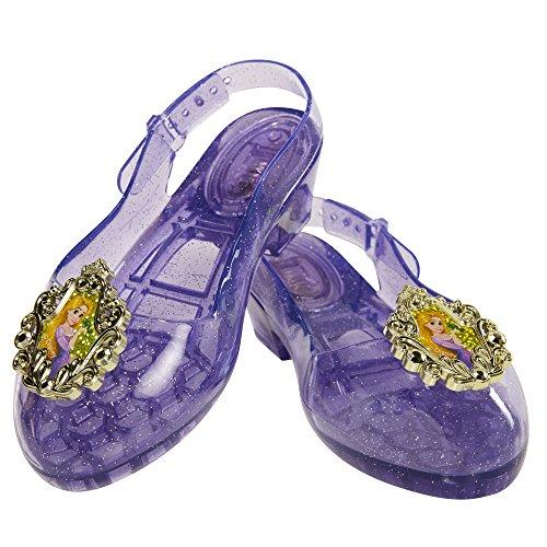 Jakks Pacific Zapatos Princesa Disney luces Rapunzel