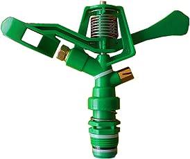 Kisan Kraft KK-IRIS-2021 Water Sprinkler (Green)