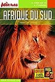 Guide Afrique du Sud 2018 Carnet Petit Futé