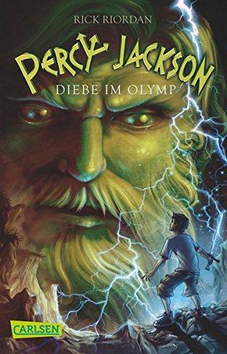 Preisvergleich Produktbild Percy Jackson - Diebe im Olymp (Percy Jackson 1)