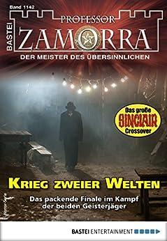 Professor Zamorra 1142 - Horror-Serie: Krieg zweier Welten