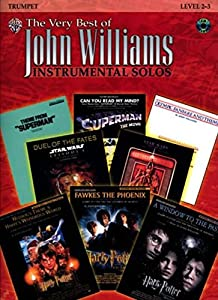 The Very Best of John Williams: Trumpet (Book & CD): Trumpet Edition