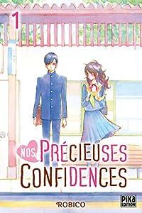 Nos Precieuses Confidences Edition simple Tome 1
