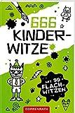 666 Kinderwitze: Mit 99 Flachwitzen