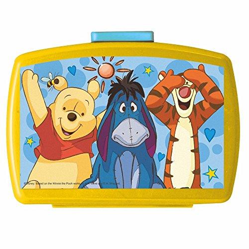 Kinderbesteck Unbekannt 2 TLG Besteckset Tigger Winnie The Pooh // aus Edelstahl Besteck f/ür Kinder M/ädchen /& Jungen K/üche Essen Kinder Kindergarten
