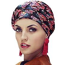 Christine Headwear Turban Sapphire Spirit pour Femme 79f7fa9d8dd