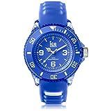 Ice-Watch - ICE aqua Amparo - Blaue Herrenuhr mit Silikonarmband - 001456 (Small)