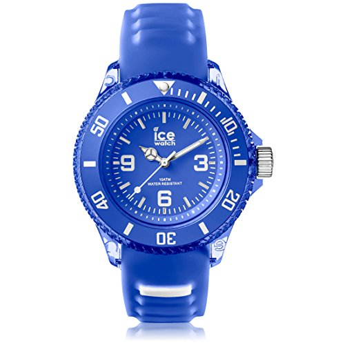 Ice-Watch - ICE aqua Amparo - Montre bleue mixte avec bracelet en silicone - 001456 (Small)
