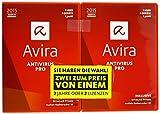 Avira AntiVirus Pro 2015 (1+1 User / 3 Geräte / 1 Jahr)