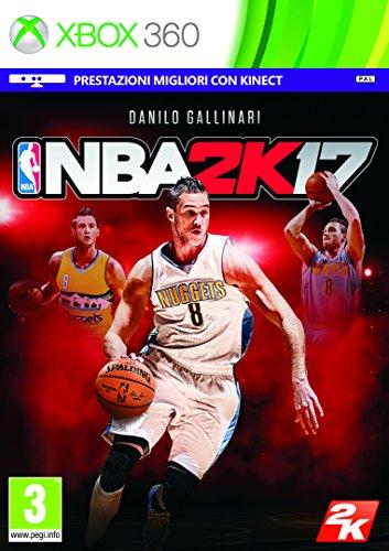 NBA 2K17 - Xbox 360