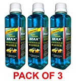 #5: Max Windshield Washer 200 ML (Pack of 3)