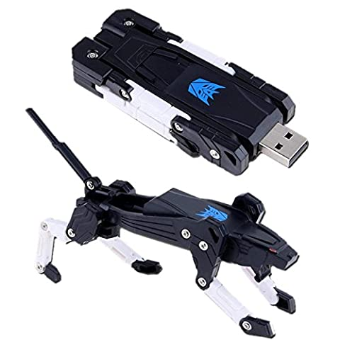 Hi-SPEED USB 8GB 16GB Speicher Transformers Robot Dog Memory Stick