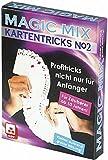 NSV - 4011 - MAGIC MIX - Kartentricks No. II, Zaubertricks-Lernspiel -...