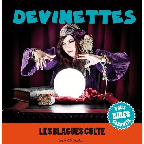 Devinettes, Les blagues cultes de Collectif (27 mars 2013) Relié
