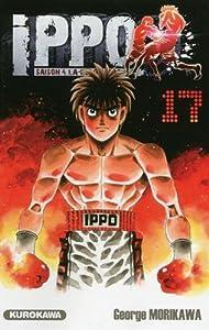 Ippo Saison 4 - La Loi du Ring Tome 17