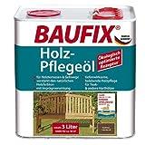 BAUFIX Holz-Pflegeöl teak