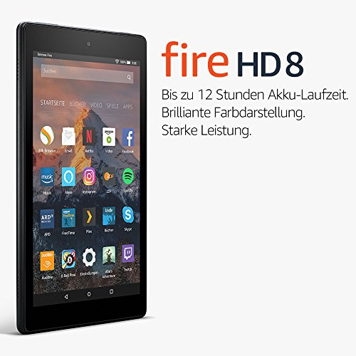 Das neue Fire HD 8-Tablet - 2