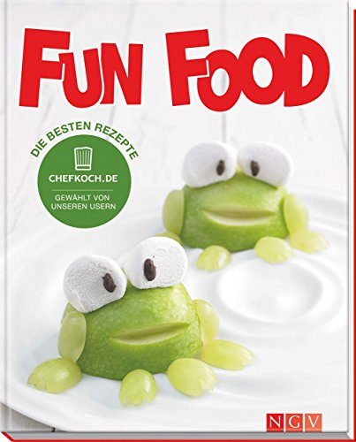 Chefkoch.de Fun Food: 80 Lieblingsrezepte von den Usern gewählt (Halloween Party Rezept Ideen Essen)
