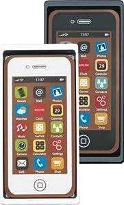 Milk Chocolate iPhone / Smartphone Replica - White