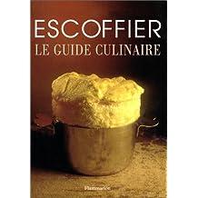 Le Guide culinaire (nouvelle édition)