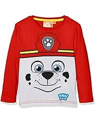 Nickelodeon Jungen T-Shirt Paw Patrol Marshall