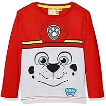 Nickelodeon Paw Patrol Marshall, Camiseta para Niños