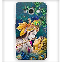 PrintVisa Radha Krishna Pure Love Designer Hard Back Case Cover for Samsung Galaxy J2(6) :: Galaxy J2 2016 edition