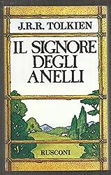 Il Signore Degli Anelli Trilogia Di J. R. R. Tolkien, Ed. Rusconi 1992
