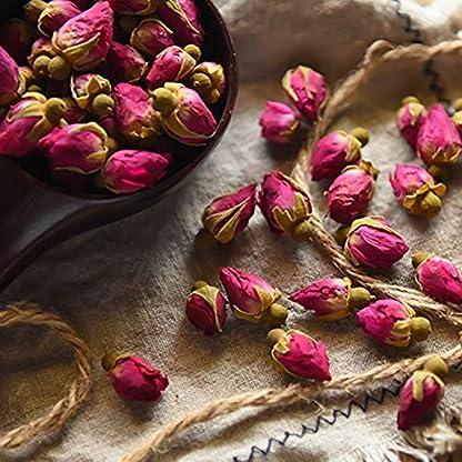 Chinesischer-Krutertee-Schwefelfreier-Rosebud-Tee-Neuer-duftender-Tee-Health-Care-Flowers-Tee-Erstklassiges-gesundes-grnes-Lebensmittel