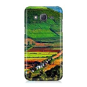 Hamee Designer Printed Hard Back Case Cover for Samsung Galaxy On5 / On 5 Pro Design 1145
