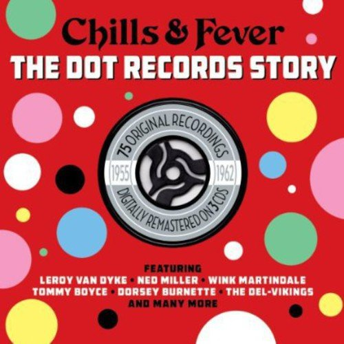 Chills & Fever: The Dot Records Story for sale  Delivered anywhere in UK