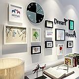 Ludage Haus Dekoration Wohnzimmer Dekoration Bild Wand Schlafzimmer Restaurant Wandbehang Bilderrahmen Frame