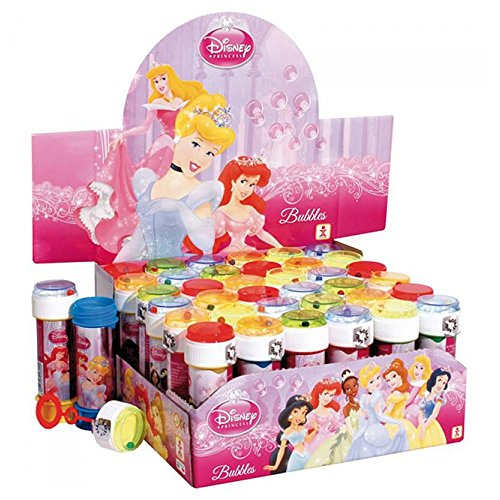 36x Disney Princess–Puzzle Labyrinth Badewanne Bubbles 60ml Großhandel (Disney Großhandel)