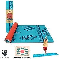Tapis de yoga pour enfants