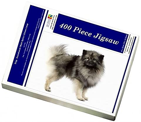 Photo Jigsaw Puzzle of Dog - Keeshond / Wolf Spitz / Chien Loup