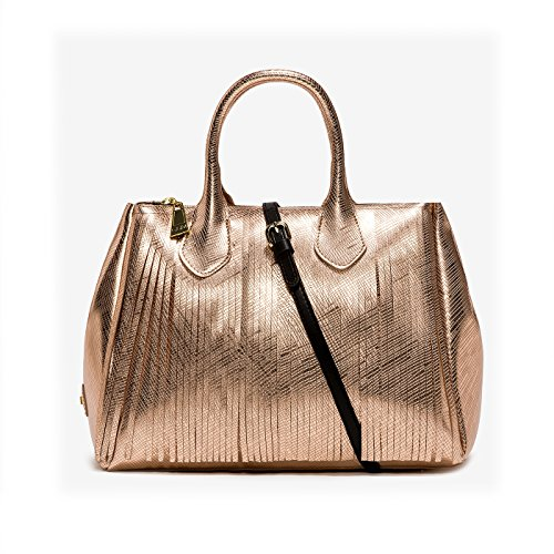 Gum by Gianni Chiarini Borsa a Mano Fourty Media Donna Mod. 3700TFRLM Tu