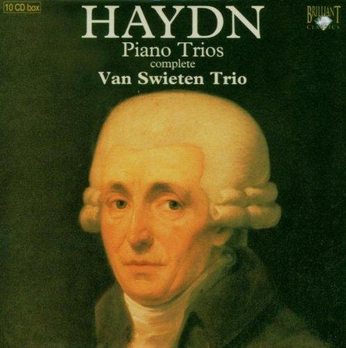Haydn: Piano Trios 10cd Wallet