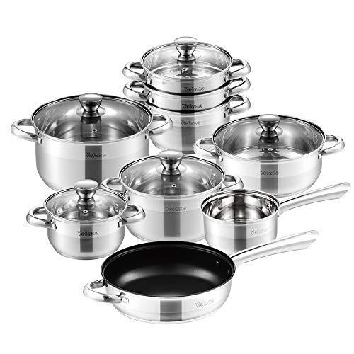 Pentole per cucina a induzione opinioni e recensioni sui migliori prodotti 2019 - Pentole per cucine a induzione ...