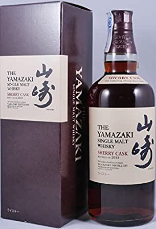 Yamazaki Sherry Cask 2013 Single Malt Whisky