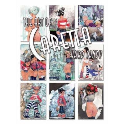 The Art of Caretta (Paperback) - Common