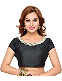 59a6b0d4d75 Studio Shringaar Women s Saree Blouses Online  Buy Studio Shringaar ...