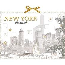 Wand-Adventskalender - New York Christmas