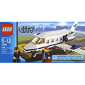 LEGO CITY AIRPORT COMMUTER JET – 7696