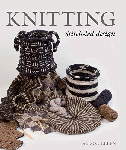 Knitting: Stitch-led Design (English Edition) - 3d-stricken