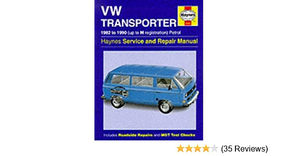 Vw t25 vanagon, official repair manual | #489652459.